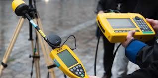 matériel de controle des ondes électromagnétique, testeur d'onde, sonde d'onde electromagnetique